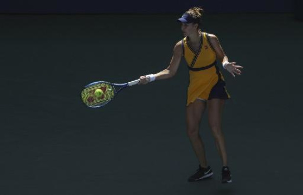 Belinda Bencic qualifiée pour les quarts aux dépens d'Iga Swiatek