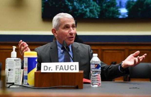 """Amerikaanse topviroloog Fauci geeft toe: """"We hebben zwaar probleem"""""""