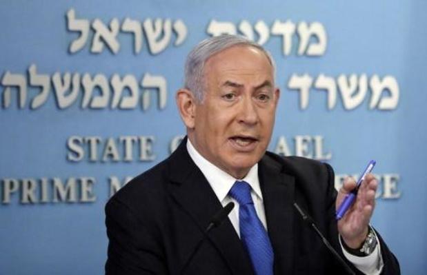 """Netanyahu remercie Egypte, Oman et Bahreïn pour leur """"soutien"""" à l'accord avec les Emirats"""