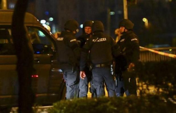 Trois passants tués en plus de l'assaillant