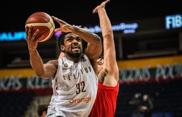 """Qualifications de l'Euro de basket 2022 (m) - """"Cette qualification est un moment spécial pour la Belgique"""""""