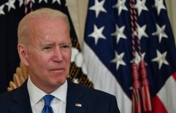 """Après Trump, Biden proclame le """"retour"""" des Fiertés à la Maison Blanche"""