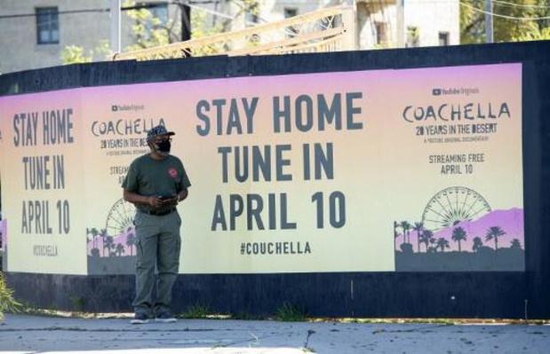 Coronavirus - Muziekfestival Coachella opnieuw uitgesteld