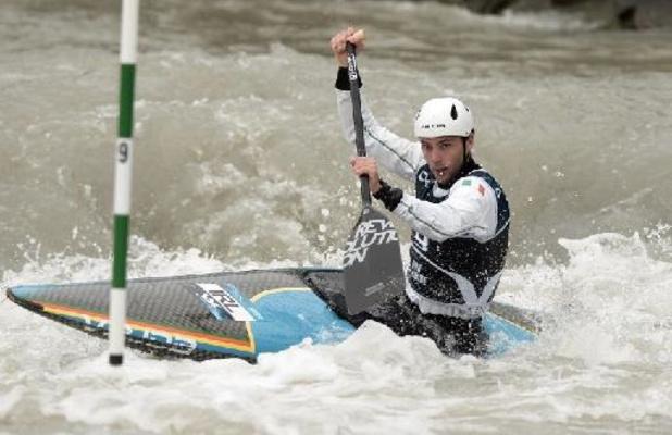 Gabriel De Coster éliminé en demi-finales à Ivrea, pas de slalomeurs belges à Tokyo