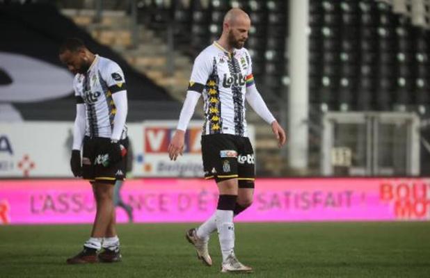 Jupiler Pro League - Charleroi bloqué à domicile par Saint-Trond