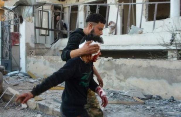 VN: Bijna 950.000 mensen verdreven in noordwesten van Syrië