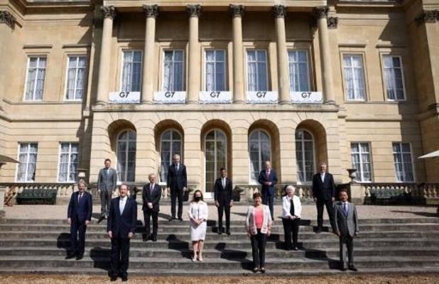 Historisch akkoord: G7-landen eens over wereldwijde minimumbelasting