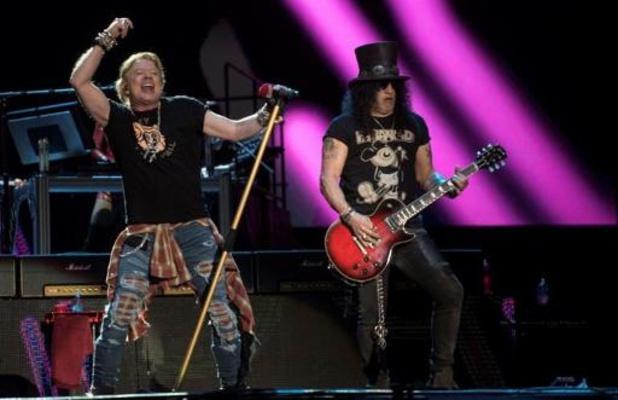 Coronavirus - Amerikaanse hardrockband Guns N' Roses schrapt Europese tournee