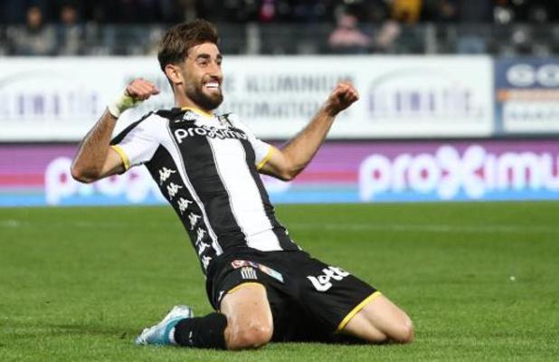 Jupiler Pro League - Charleroi bat et dépasse Mouscron pour se hisser provisoirement à la ciqnuième place