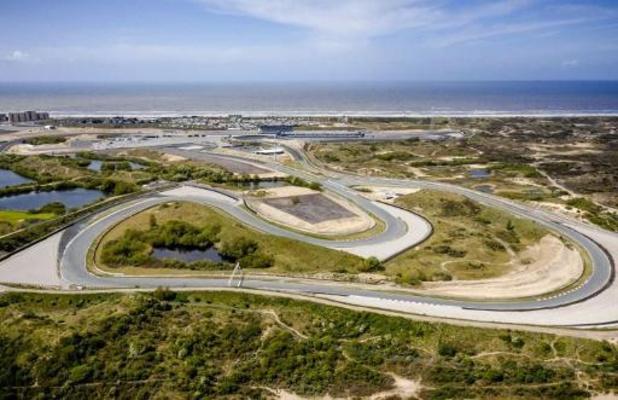 Le retour de la Formule 1 à Zandvoort reporté d'un an