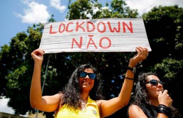 Braziliaanse president start rechtszaak om lockdown te beëindigen, ondanks hoge infecties