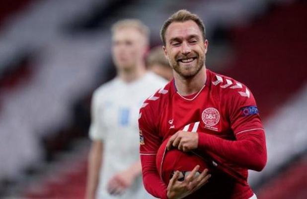 Ligue des Nations - Le Danemark bat l'Islande de justesse et jouera sa qualification face aux Diables