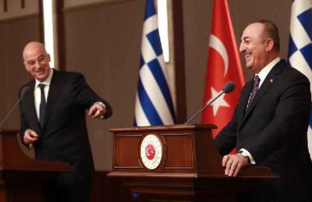 Turkse en Griekse ministers verbaal in de clinch in Ankara