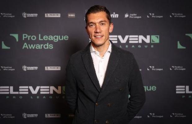 Footballeur Pro de l'année - Jonathan Lardot récompensé par le titre d'Arbitre de l'année