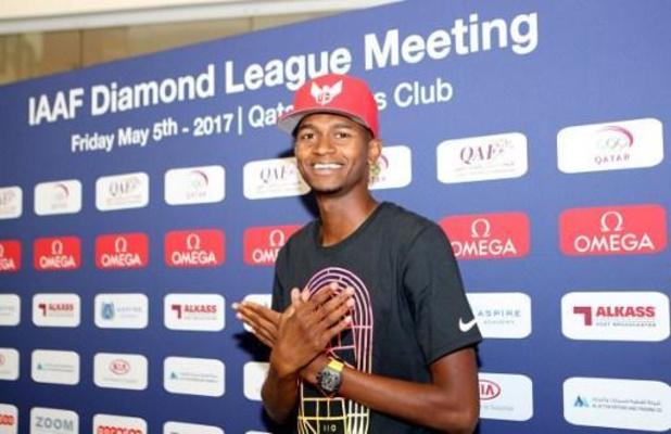 La Diamond League d'athlétisme reporte ses trois premiers meetings, au Qatar et en Chine