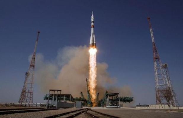 ISS - Rusland lanceert actrice en regisseur voor eerste film in de ruimte
