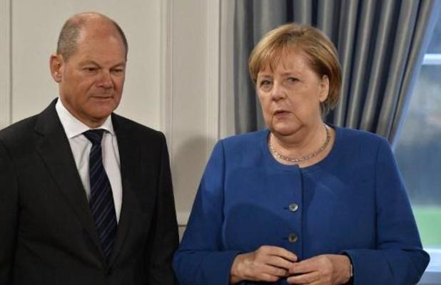 Duitsland heeft recordoverschot op begroting
