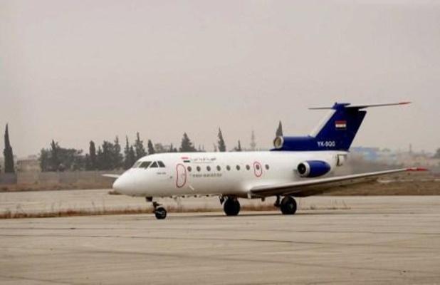 Syrië gaat luchthaven van Aleppo weer openstellen voor commerciële vluchten