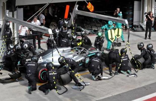 F1 - GP du Brésil - Classements du championnat du monde