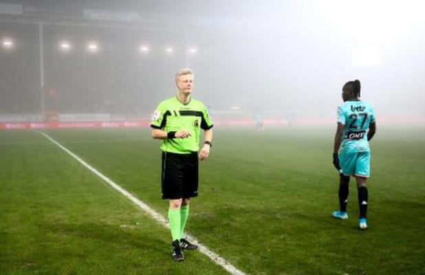 Charleroi-KV Mechelen stopgezet - Mehdi Bayat breekt lans voor reglementswijziging