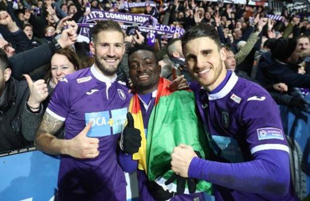Proximus League - Beerschot pakt in Lokeren tweede periodetitel