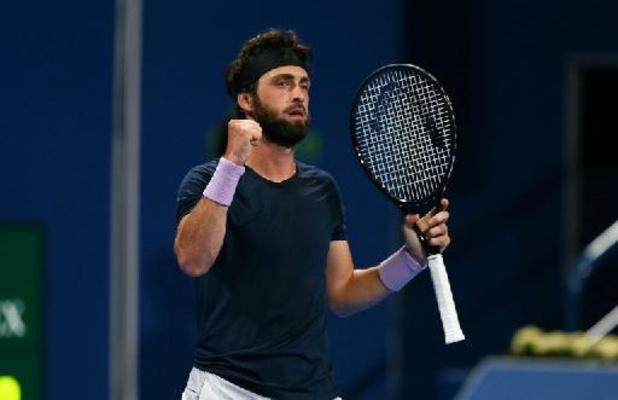 ATP München: Basilashvili triomfeert in finale tegen Struff