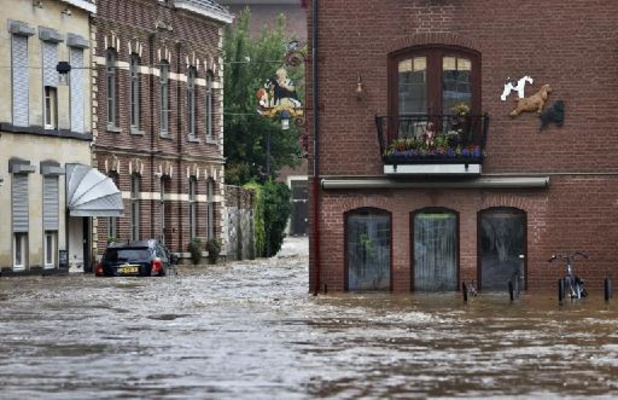 Intempéries - Pays-Bas: des milliers d'évacuations avant une crue historique de la Meuse
