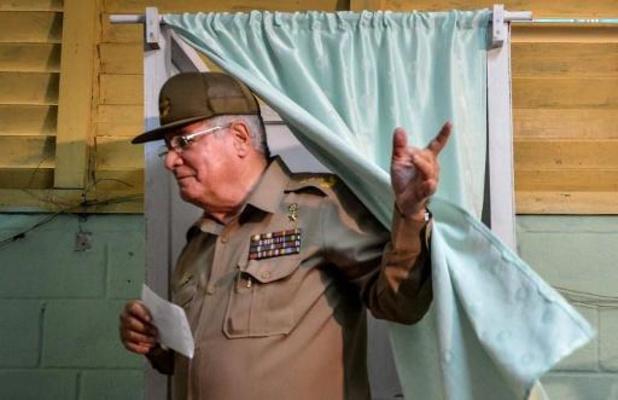 VS leggen financiële sancties op aan Cubaanse minister na protesten