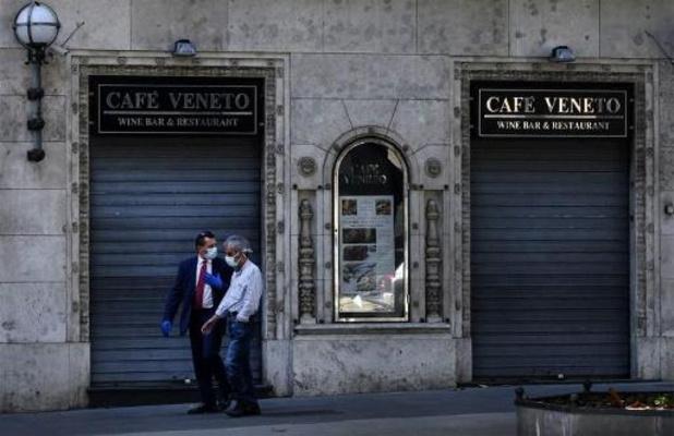 Enkele Italiaanse regio's verstrengen coronamaatregelen na stijging besmettingen