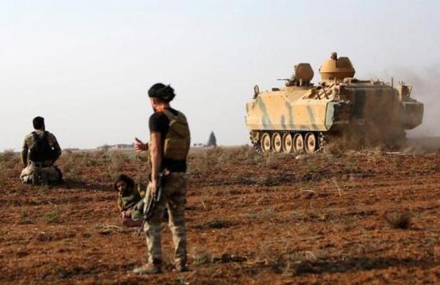 Moscou appelle les Kurdes à rallier l'armée syrienne régulière