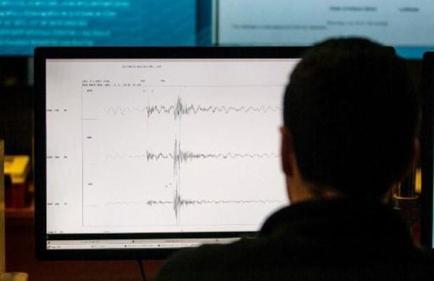 Twee aardbevingen bij Nederlandse Weert