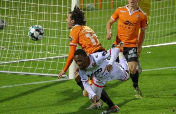 1B Pro League - Deinze wint overtuigend met 3-0 van Seraing