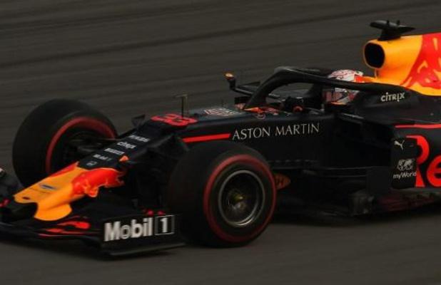 F1 - GP van Brazilië - Max Verstappen pakt in Brazilië derde zege van het seizoen