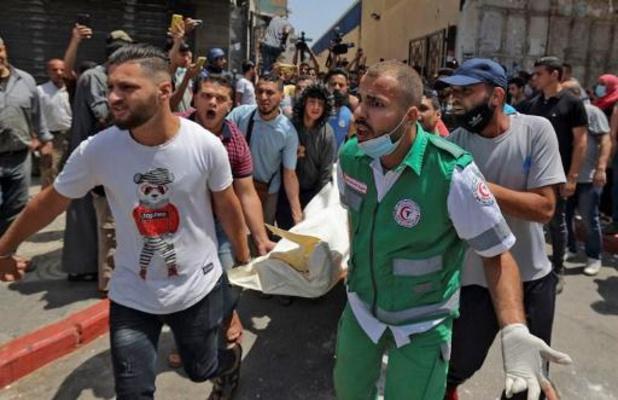 Islamitische Jihad verliest twee commandanten bij Israëlische bombardementen