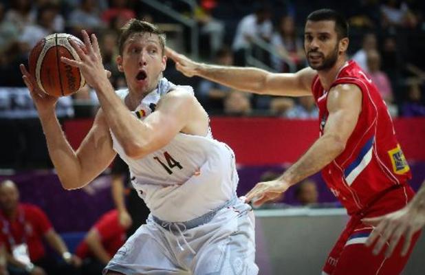 Ligue des Champions de basketball - Pas de demi-finale pour Maxime De Zeeuw et l'Hapoel Holon