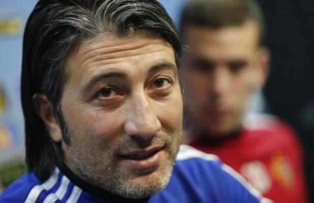 L'ancien international Murat Yakin nouveau sélectionneur de la Suisse