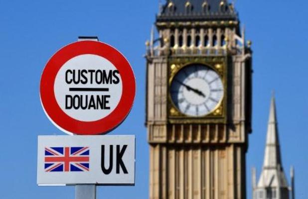 Brexit : Londres et Bruxelles semblent rester sur leur blocage