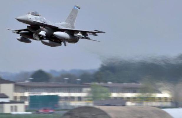 Amerikaanse F-16 neergestort nabij Duitse stad Trier