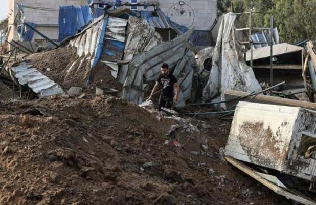 Israël voerde 130 aanvallen uit op Gaza: 15 doden