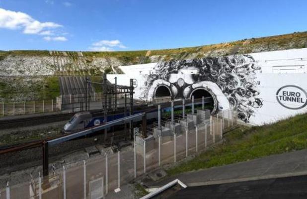 Tijdelijke werkloosheid voor werknemers van uitbater Kanaaltunnel