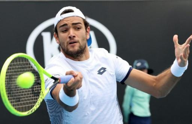 Ultimate Tennis Showdown - Matteo Berrettini remporte l'Ultimate Tennis Showdown en battant Tsitsipas en finale
