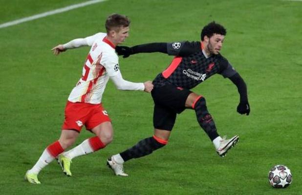 Le match retour entre Liverpool et Leipzig se jouera à Budapest
