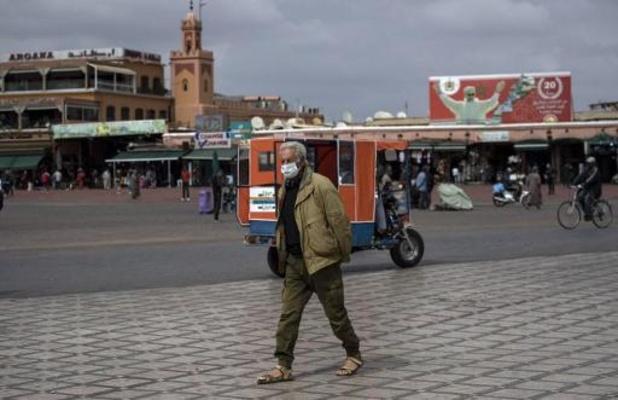 Wijken van grootsteden in Marokko opnieuw in lockdown