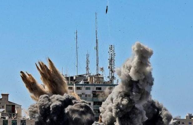 Internationale Journalisten Federatie: Israël verantwoordelijk houden voor zijn misdaden