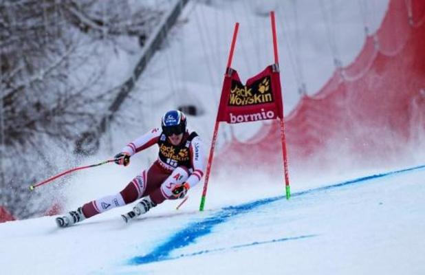 WB alpijnse ski: Oostenrijker Mayer snelt naar de zege in afdaling van Bormio