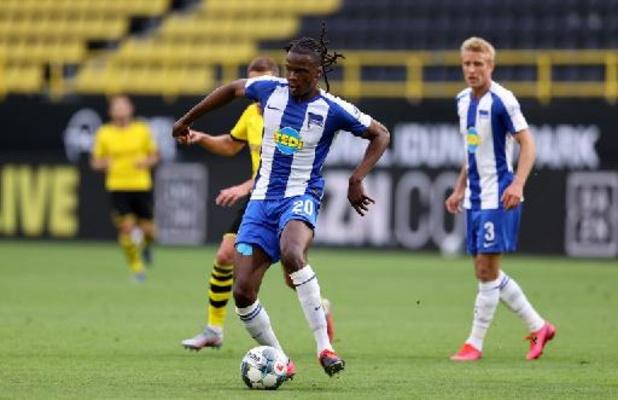 Les Belges à l'étranger - Le Hertha Berlin s'impose mais Dedrcyk Boyata est sorti sur blessure, carton pour Sels