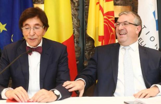 Budget: la Région et la Fédération Wallonie-Bruxelles sur la même longueur d'ondes