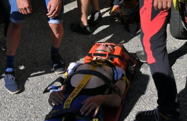 Remco Evenepoel peut quitter l'hôpital