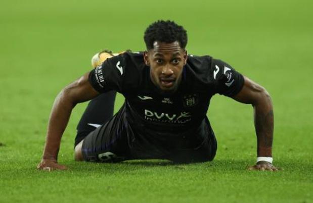 Anderlecht breekt contract van rechtsachter Murillo open