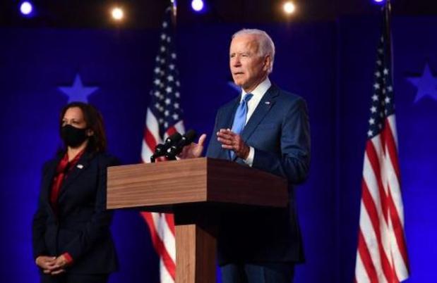 Biden wordt 46e president in van de VS, Harris eerste vrouwelijke vicepresident